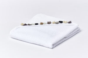 small Baby bath towel