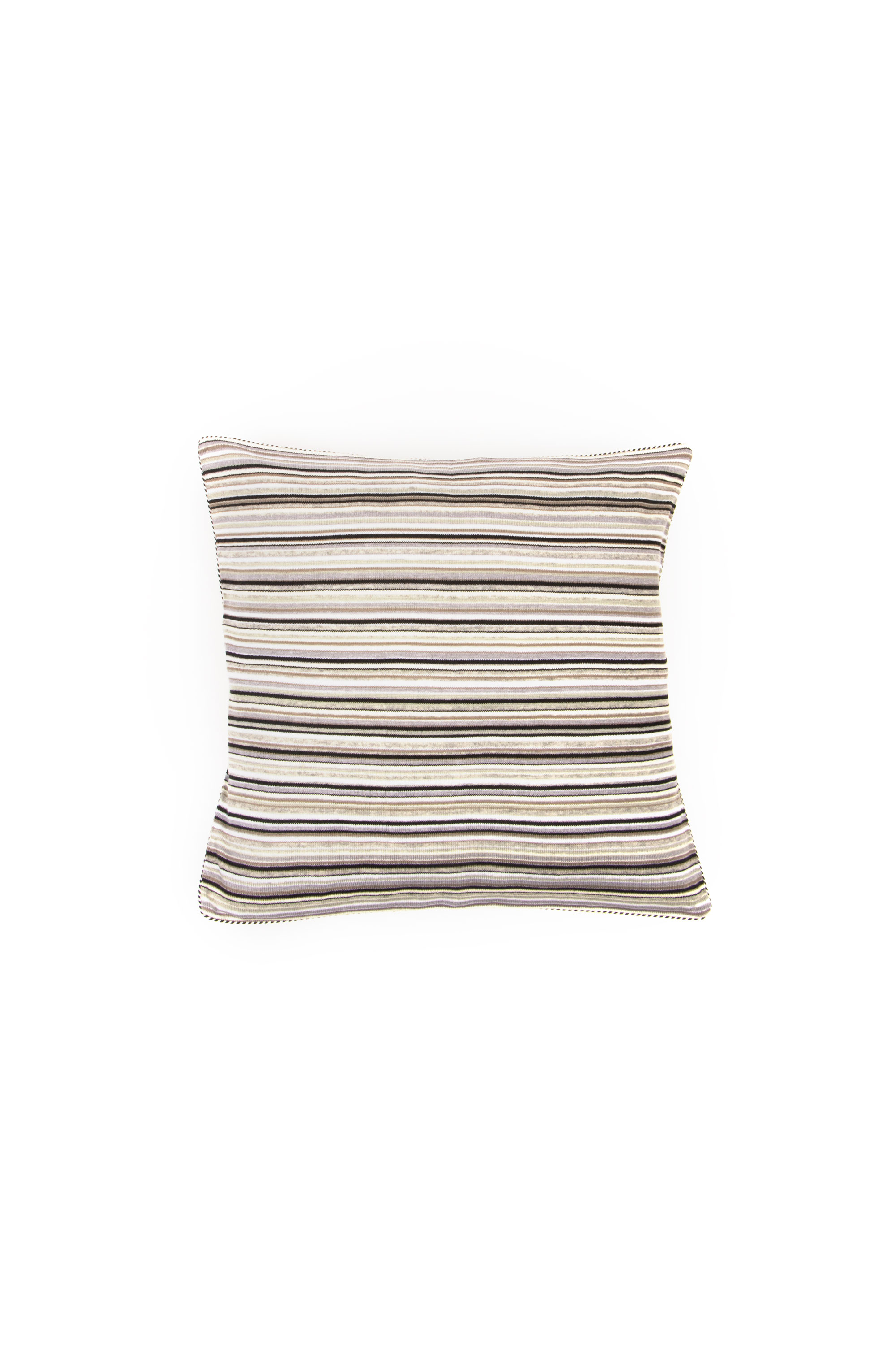 Small Knitted Cushion Tipy