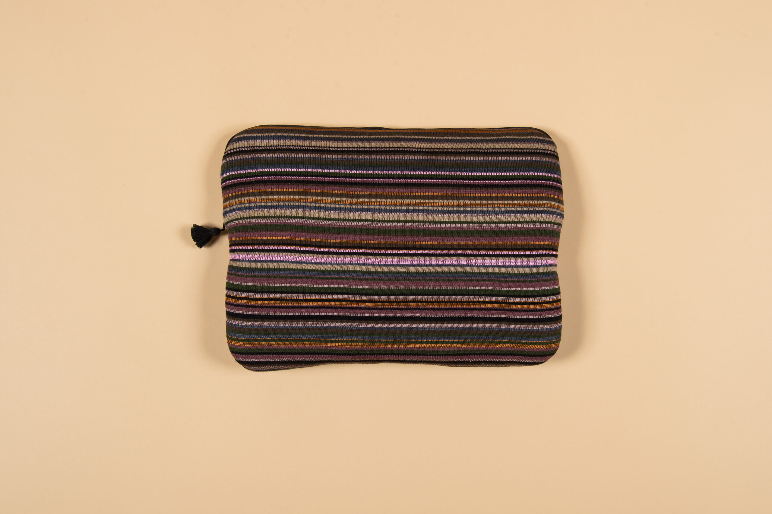 Computer Case with stripes
